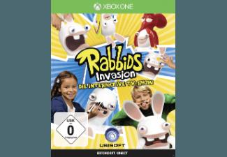 Rabbids Invasion - Die interaktive TV-Show [Xbox One]