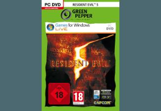 Resident Evil 5 (Green Pepper) [PC]