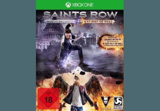 Saints Row IV Re-elected und Gat Out of Hell [Xbox One]