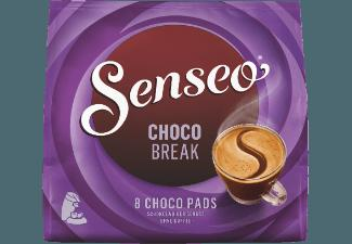 SENSEO 4021487 Chocobreak 8 Stück Pads SENSEO® Chocobreak