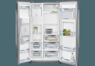 Siemens Kühlschrank Eiswürfelbereiter Bedienungsanleitung : Bedienungsanleitung siemens ka90dvi30 side by side 432 kwh jahr a