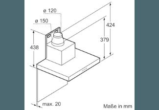 Bedienungsanleitung siemens lc bf dunstabzugshaube mm