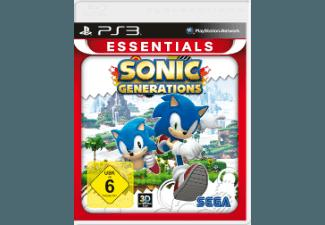 Sonic Generations [PlayStation 3]