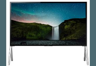 SONY KD-85X9505 BBAEP LED TV (Flat, 85 Zoll, UHD 4K, 3D, SMART TV)