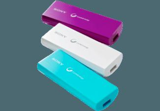 SONY Powerbank lila Powerbank