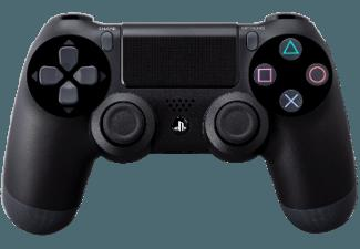 SONY PS4 Wireless DualShock 4 Controller Schwarz