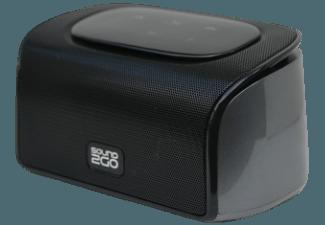 SOUND2GO Cuby Dockingstation Anthrazit