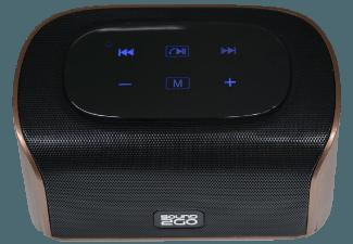 SOUND2GO Cuby Dockingstation Braun