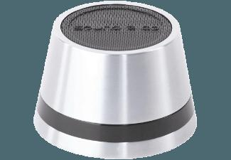SOUND2GO Dome BT mit integr. FSE Dockingstation Silber