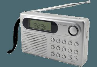 SOUNDMASTER WE320  (AM / FM Tuner, UKW, MW, KW, LW, Silber)