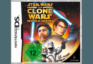 Star Wars The Clone Wars: Republic Heroes [Nintendo DS]