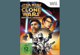 Star Wars: The Clone Wars - Republic Heroes [Nintendo Wii]