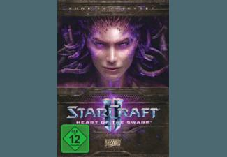 StarCraft 2: Heart Of The Swarm (Add-On) [PC]