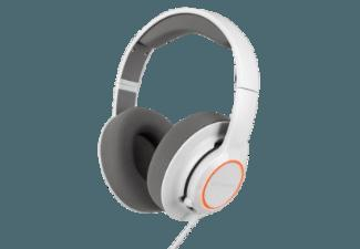 STEELSERIES Siberia Raw Prism Gaming-Headset Grau-weiss