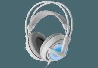 STEELSERIES Siberia V2 Frost Blue Edition Headset Weiß