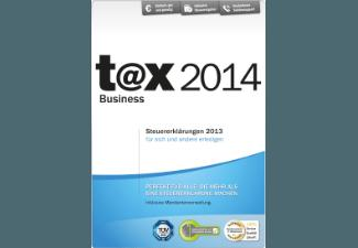 t@x 2014 Business