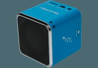 TECHNAXX Mini Musicman Soundstation 3530 Dockingstation Blau
