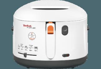 TEFAL FF 1631 Fritteuse Weiß (1200 g, 1.9 kW)