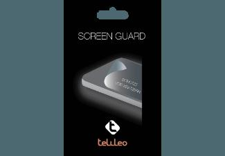TELILEO 0665 Screen Guard Anti Glare Schutzfolie iPhone 4/4S