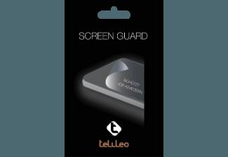 TELILEO 0667 Screen Guard Anti Glare Schutzfolie (blendfrei) iPhone 4