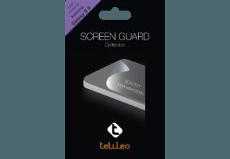 TELILEO 0697 Screen Guard Schutzfolie Galaxy S2