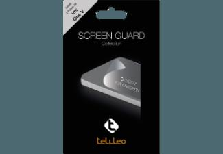TELILEO 0751 Screen Guard Schutzfolie (HTC One V)