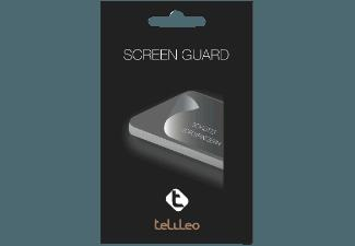 TELILEO Screen Guard Crystal Clear Schutzfolie Star