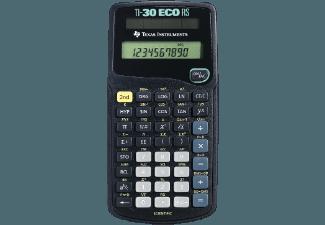 Bedienungsanleitung Texas Ti 30 Eco Rs Wissenschaftlicher Rechner