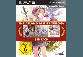 The Arland Atelier Trilogy [PlayStation 3]