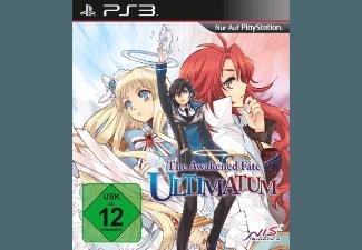 The Awakened Fate Ultimatum [PlayStation 3]