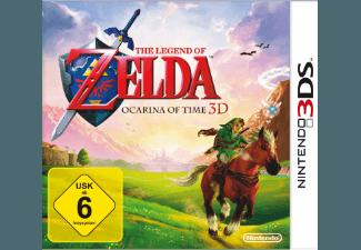 The Legend Of Zelda: Ocarina Of Time 3D [Nintendo 3DS]