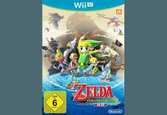 The Legend of Zelda: The Wind Waker HD [Nintendo Wii U]