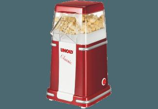UNOLD 48525 Classic Popcorn Maker Rot