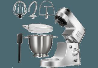 Bedienungsanleitung Unold 78526 Kuchenmaschine Silber 350 Watt