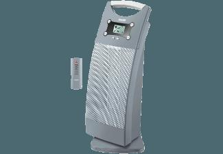 UNOLD 86556 Tower Carry Heizlüfter Grau (2000 Watt)
