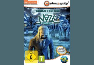 Urban Legends: The Maze [PC]