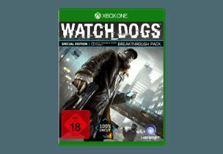 Watch_Dogs (Special Edition) [Xbox One]