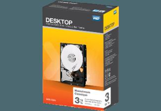 WD WDBH2D0030HNC-ERSN Green Desktop Mainstream  3 TB 3.5 Zoll intern