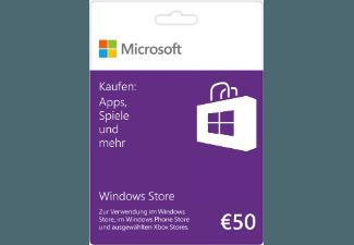 Windows Guthabenkarte 50 Euro