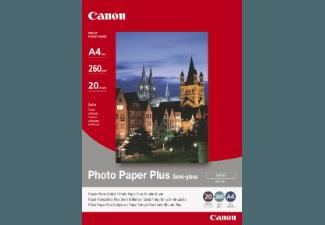 CANON Plus Semi-gloss SG-201 Fotopapier 210 x 297 mm
