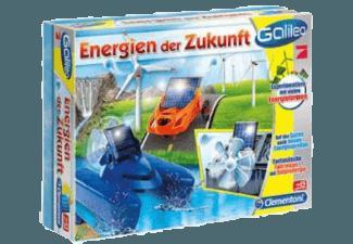 bedienungsanleitung clementoni 69253 8 galileo energien der zukunft blau orange. Black Bedroom Furniture Sets. Home Design Ideas