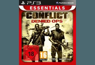 Conflict Denied Ops (Essentials) [PlayStation 3]