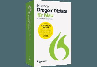 Dragon Dictate 4 für Mac (Education)
