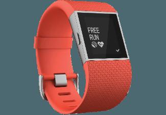 FITBIT Surge Small Orange (Smart Watch)