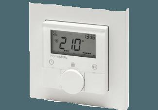 HOMEMATIC 132030 HM-TC-IT-WM-W-EU Funk-Wandthermostat