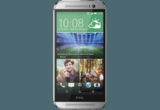HTC One M8s 16 GB Silber