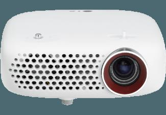 LG PW600G Beamer (HD-ready, 600 ANSI Lumen, DLP)