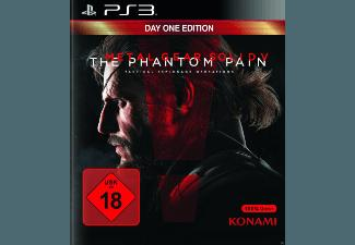 Metal Gear Solid 5: The Phantom Pain - Day One Edition [PlayStation 3]