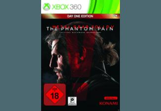 Metal Gear Solid 5: The Phantom Pain - Day One Edition [Xbox 360]