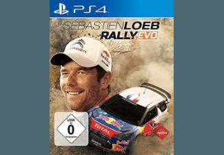 Sébastien Loeb Rally Evo [PlayStation 4]